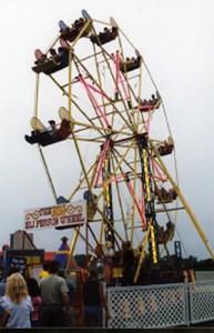 12 seat no1 ferris wheel