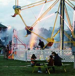 12 seat no1 fire ferris wheel